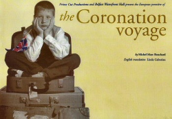 The Coronation Voyage, m.e.s. Jackie Doyle, Prime Cut ...