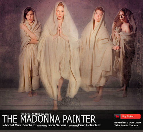 THE MADONNA PAINTER or The birth of a painting, directed ...